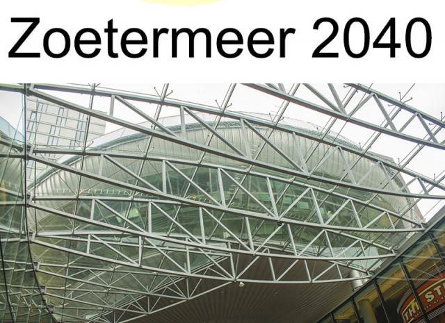 Hoe ziet Zoetermeer eruit in 2040?