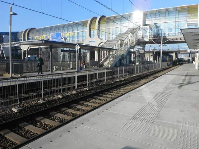 3mp station driemanspolder 1