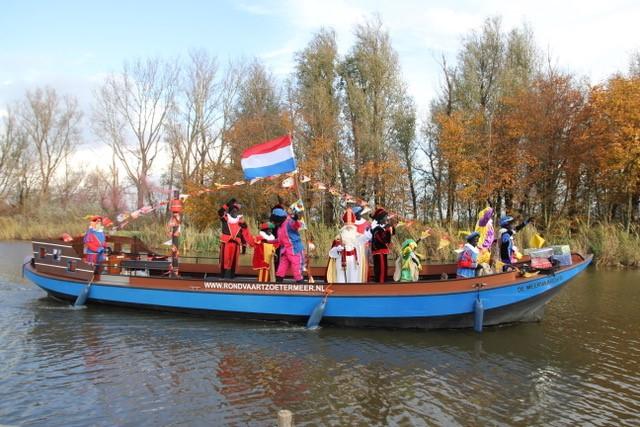 Sinterklaasvaart