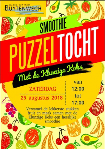 smoothie tocht