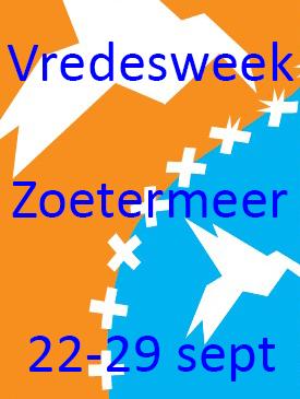 Vredesweek Zoetermeer 2019
