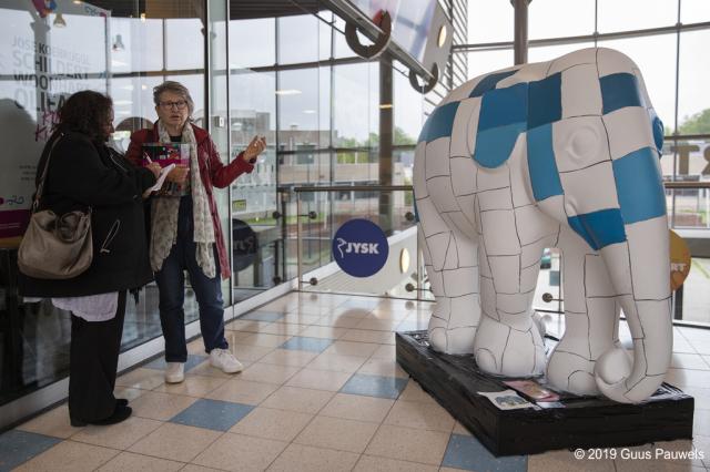 opening elephant parade woonhart 2019 zoetermeer 008 jose koebrugge