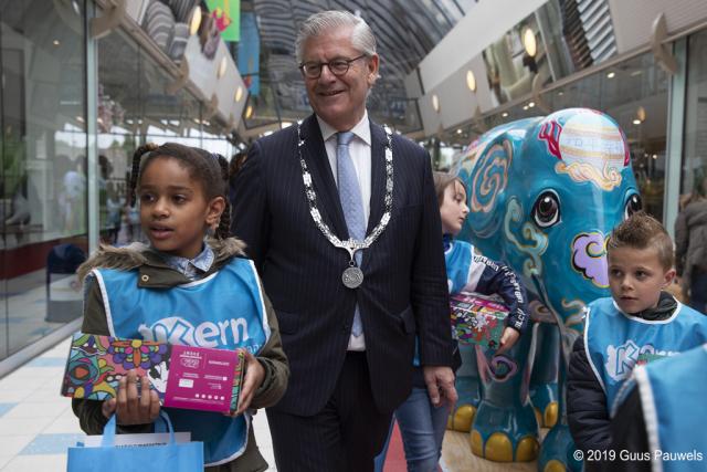 opening elephant parade woonhart 2019 zoetermeer 074