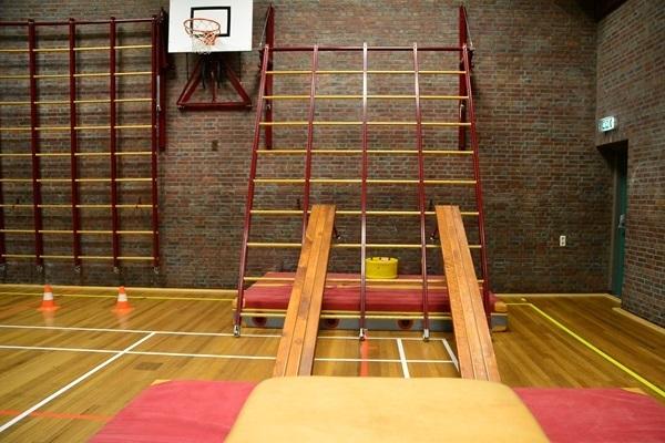 gym stormbaan