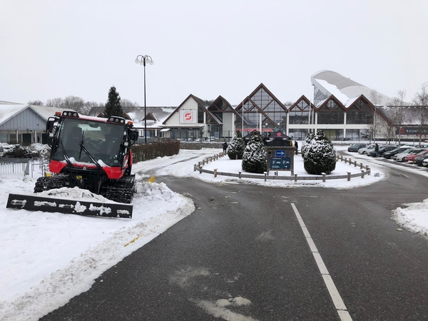 snowworld pistebully