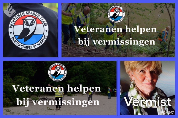 verteranen search team