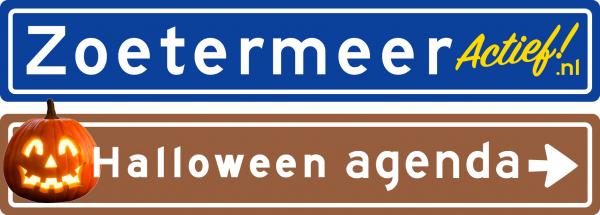 Halloween agenda van Zoetermeer