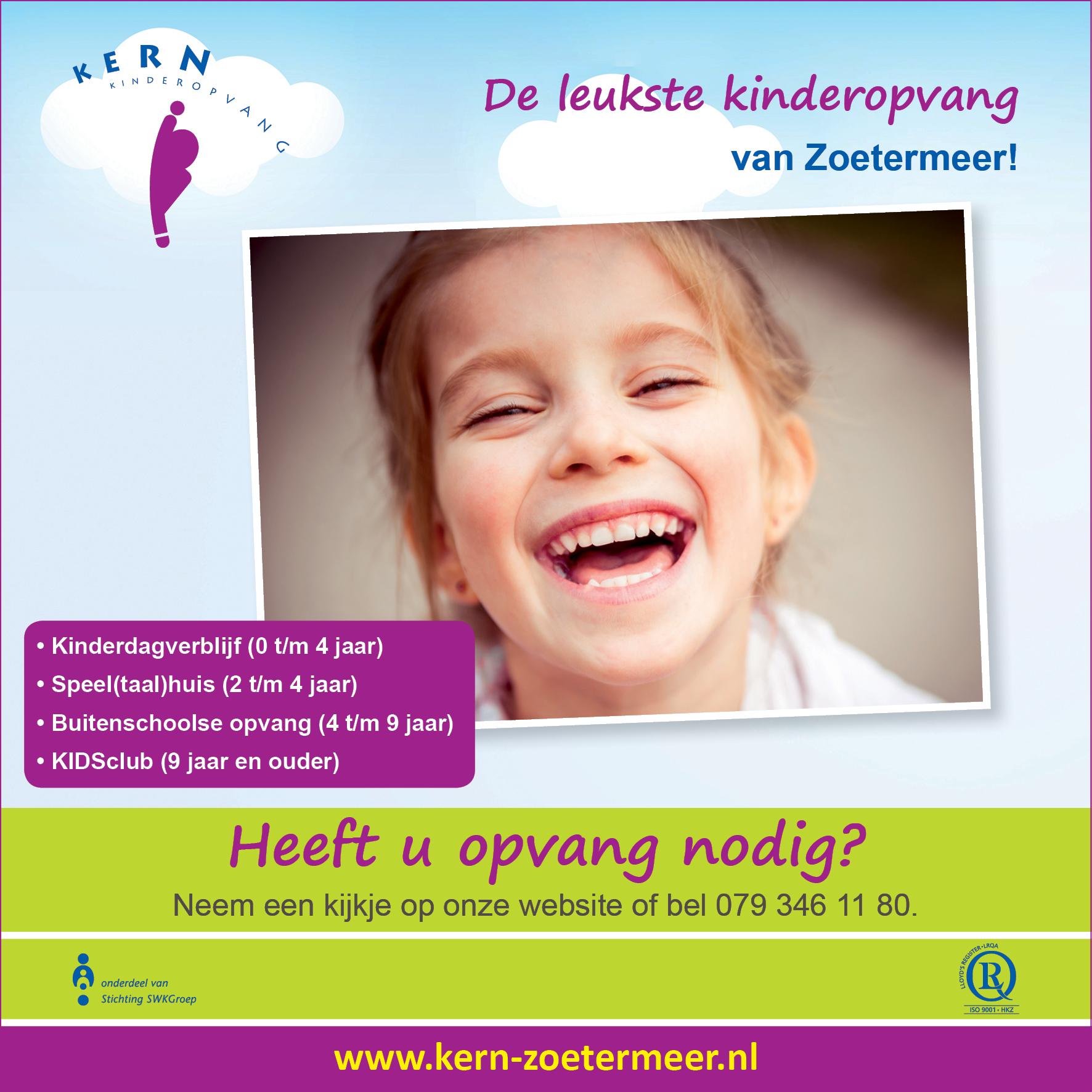 Kern Kinderopvang in Zoetermeer