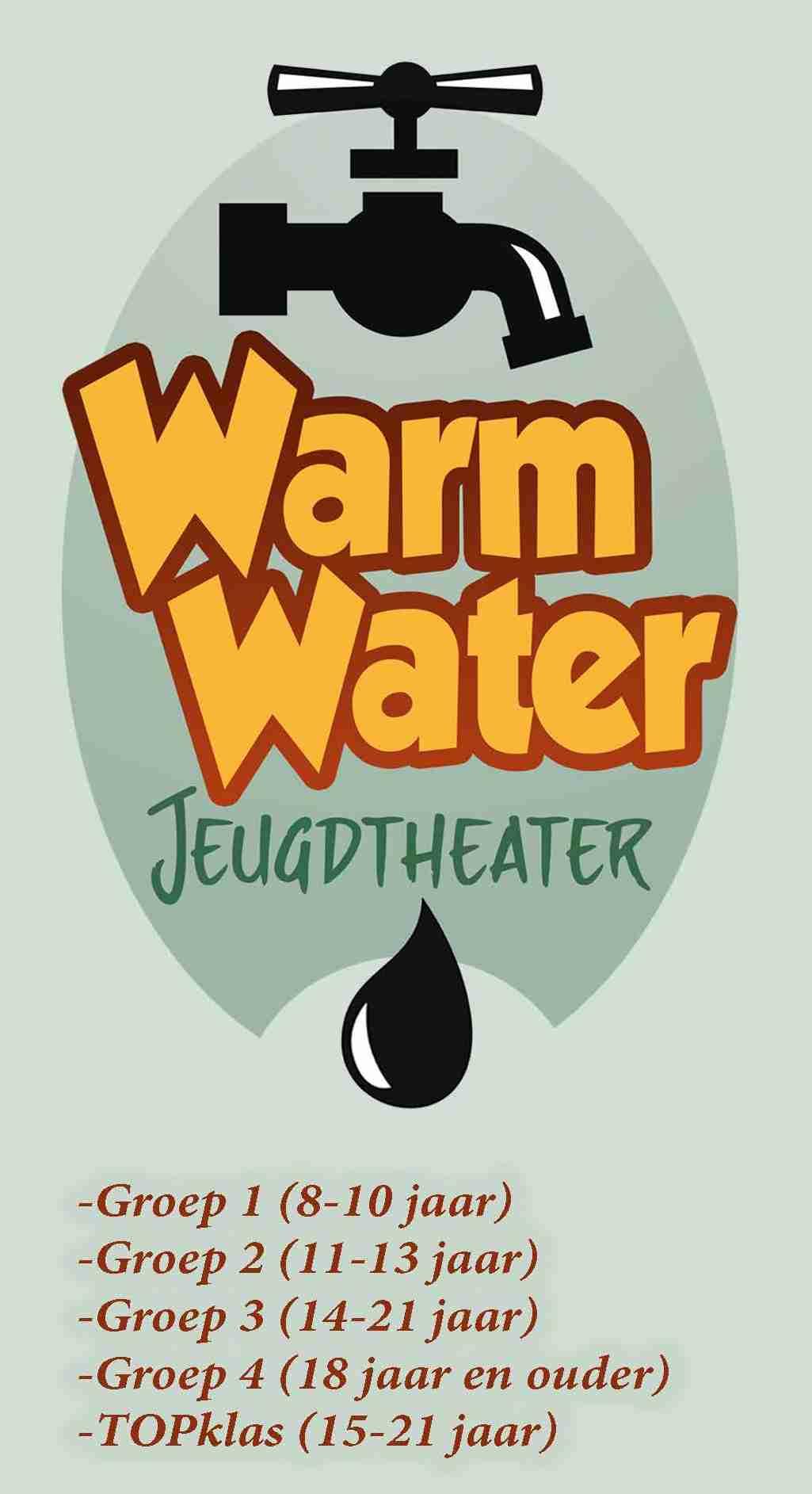 Warm Water Jeugdtheater - plezier staat voorop!