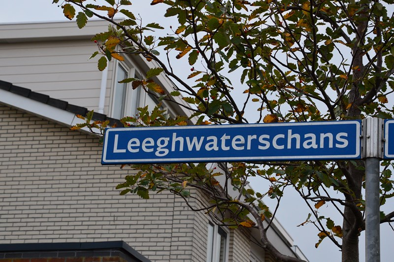 leeghwaterschans